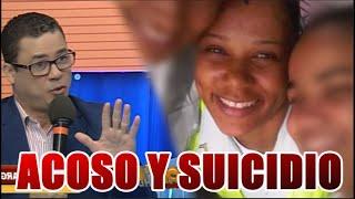 En El Show del Mediodía Hablan de Los Supuestos Acosos Que Recibía La Agente De AMET Que Se Suicido