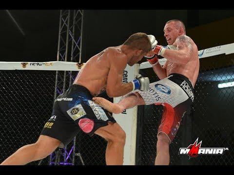 The best of PLMMA. Gala nr 56: walka Marcin Naruszczka vs. Paweł Brandys