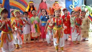 Trường MN Ban Mai khai giảng năm h...