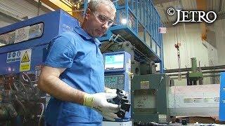 【JETRO】生産拠点としてのルーマニア ‐自動車産業の進出で再び注目‐