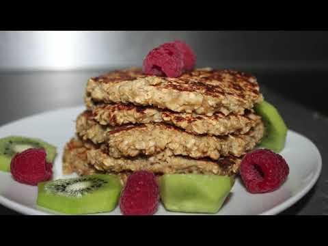 pancakes-healthy-à-la-banane-sans-sucre,-sans-matière-grasse,-sans-farine