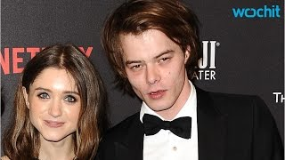 'Stranger Things' Co-Stars Natalia Dyer and Charlie Heaton Dating?