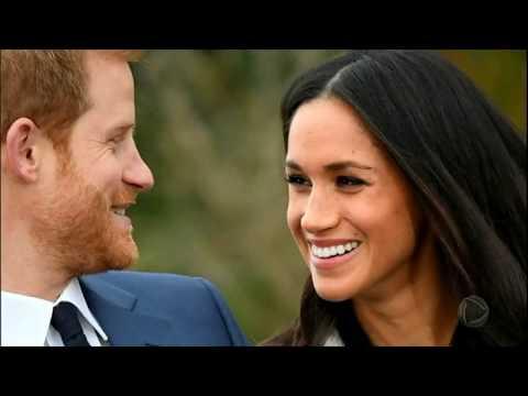 Príncipe Harry Anunciou Esta Semana Que Vai Se Casar Com A Namorada, A Atriz Meghan Markle Em 2018