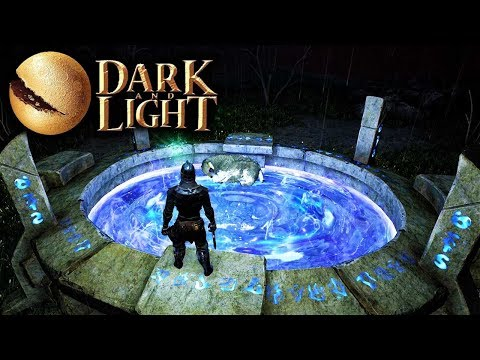 Dark and Light - Resurrecting Pets! Summoning Stone Pool of Revival (Dark and Light Gameplay Part 13