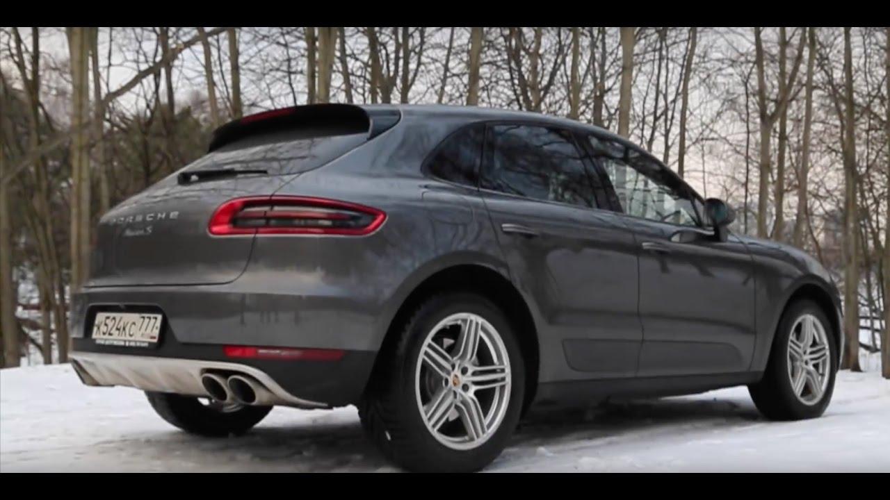 Тест драйв Porsche Macan S 2014. Kremlevsky. Зверь взаперти