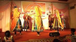 Terah Taali Folk Dance Halari Visa Oshwal Samaj - Goregaon (Mumbai) 03.10.2010