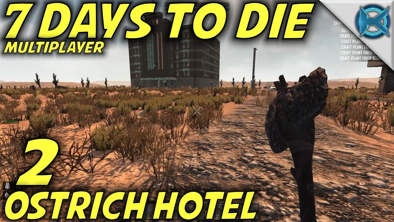 how to play with friends 7 days die