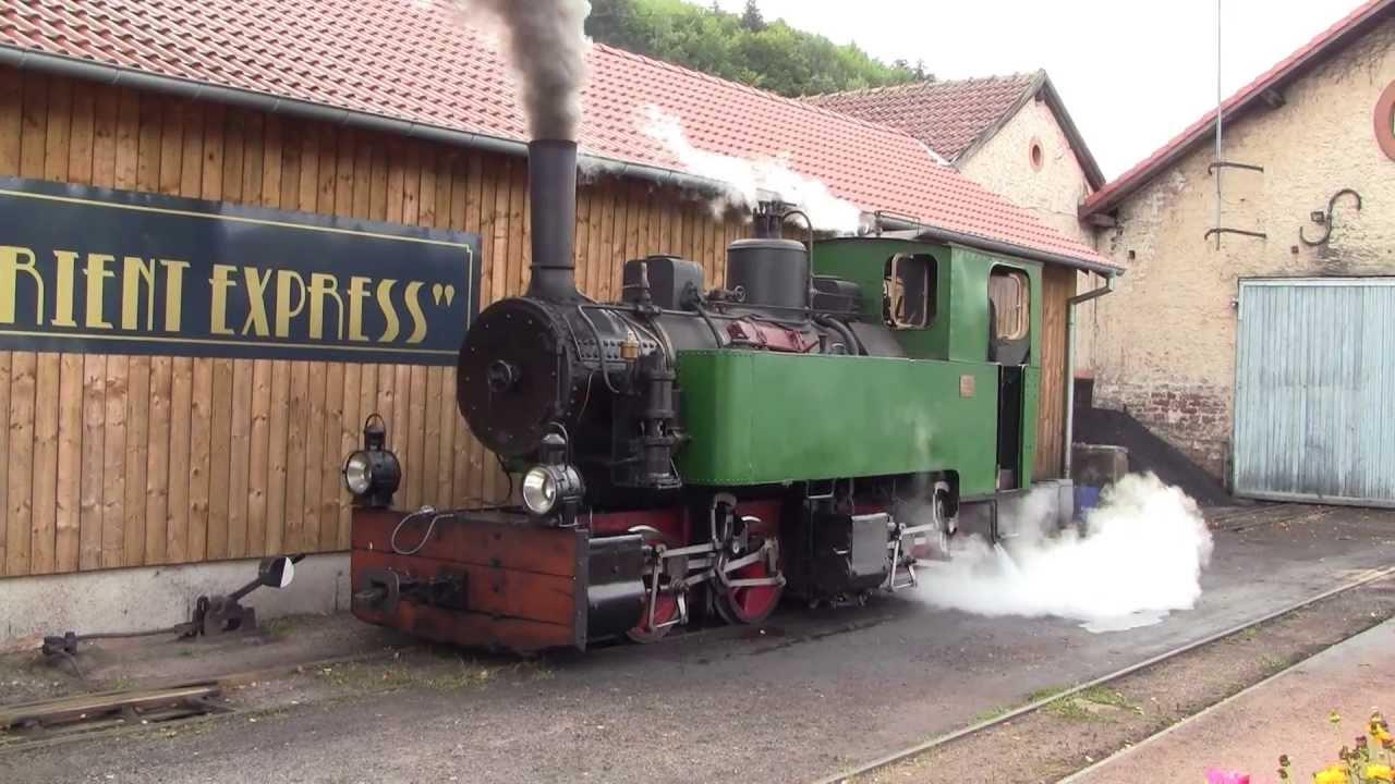Waldbahn von Abreschviller