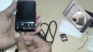 Sony Cyber Shot DSC w810 - Review amp Test