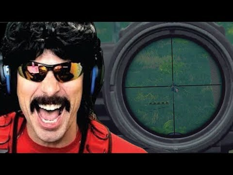 DrDisRespect Gets AGGRESSIVE with QBU and Vector on PUBG - HighOctane Gameplay (4/9/18)
