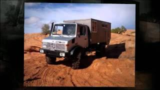 Unimog Expedition Camper For Sale | Unimog® Shop