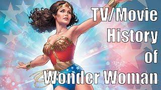 The TV/Movie History of Wonder Woman (1967-2017)