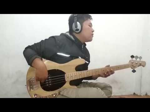 Padi - Hitam (Bass Cover)