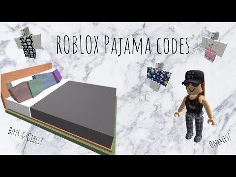 Roblox Pajama Codes Youtube