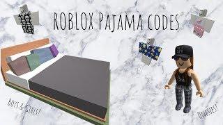 Roblox Pajama Codes!