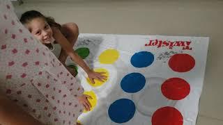 Jogando Twister
