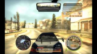 NFS Most Wanted ENDING: Final Razor race, final pursuit and credits