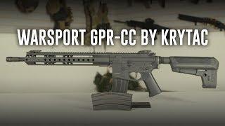 Warsport GPR-CC by Krytac!! - Airsoft GI