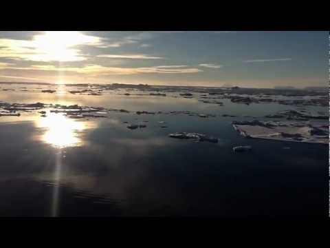 Antarctica 2012 - Esperanza Base - Early in the morning