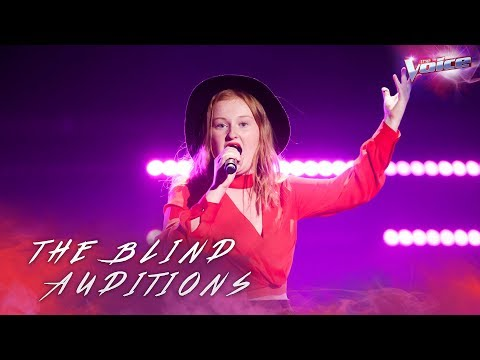 Blind Audition: Emily Hespe sings I Will Survive | The Voice Australia 2018