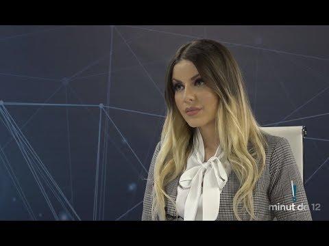 13. emisija: Gošća - Tatjana Vojtehovski | MINUT DO 12