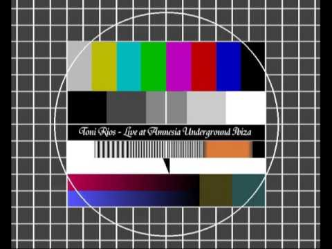 Mixed by Toni Rios - Live at Amnesia Underground Ibiza
