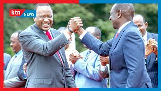 Uhu-Ruto Relation:Calls for truce between Uhuru and Ruto; DP says he's ready for a truce