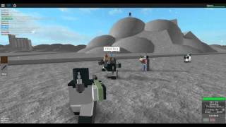 [ROBLOX: Dead Winter] - Lets Play Ep 3 - Group Warfare