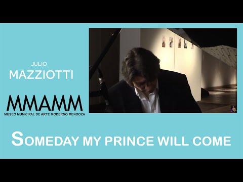 Famous piano pieces - Someday My Prince Will Come - JULIO MAZZIOTTI