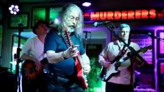 Dave Thomas & friends - Sweet Black Angel live at Fine City Blues