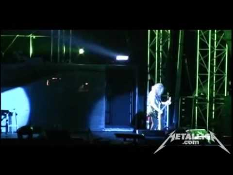 Metallica - Master Of Puppets - Live in Hultsfred, Sweden (2009-07-18)