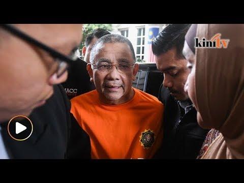 RM100,000 dirampas dalam peti besi Isa