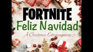 Feliz Navidad Fortnite Dance Fun Christmas Fortnite
