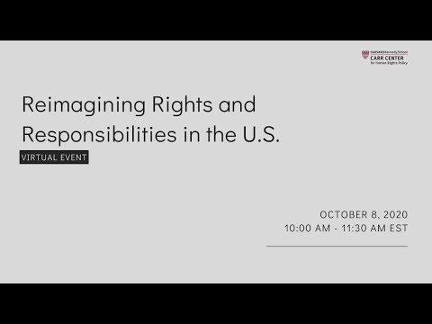 Reimagining Rights and Responsibilities in the U.S. on YouTube