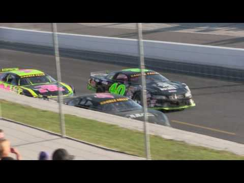 Sunset Speedway Late Model Feature 1 2016 09 03