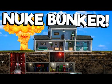 Building a Fallout Shelter to Survive a Nuke! – Mr. Prepper: Prologue Gameplay
