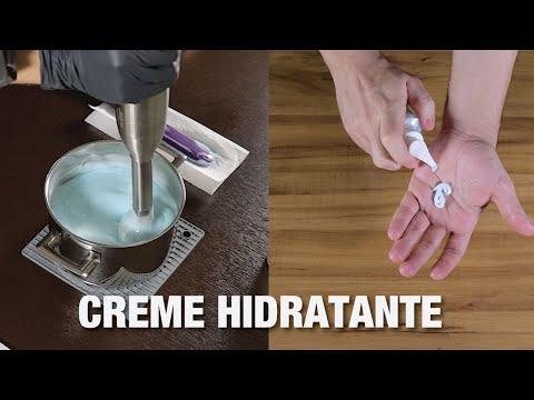 Como fazer creme hidratante para as mãos