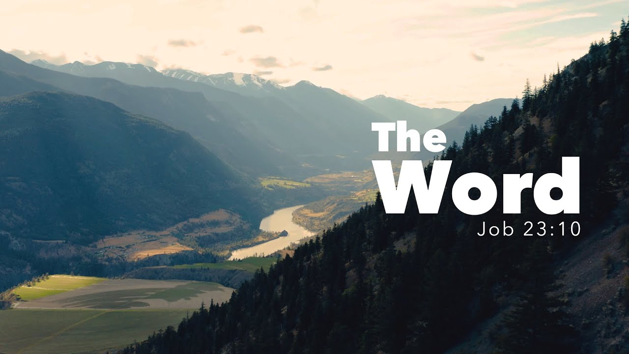 The WORD | Job 23:10 | Fountainview Academy
