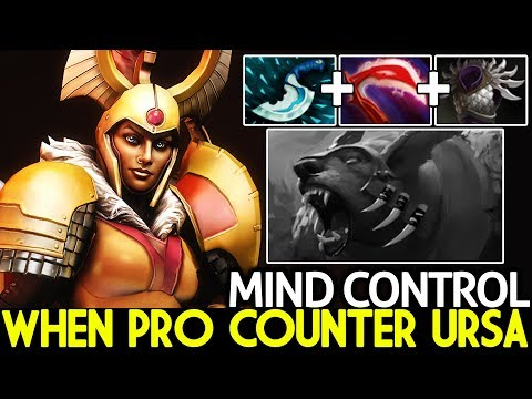 Mind_ControL [Legion Commander] When Pro Player Counter Ursa WTF Game 7.22 Dota 2