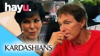 Kris Jenner VS Kris Kardashian   Keeping Up With The Kardashians