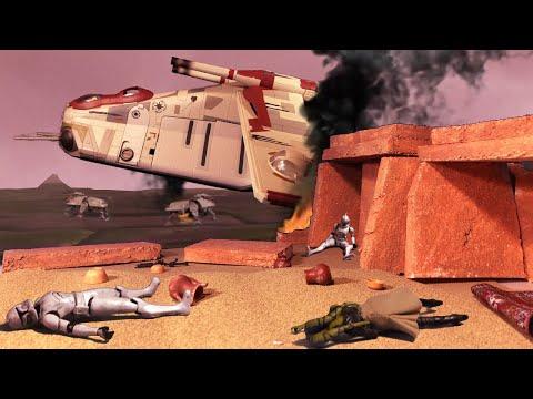 Star Wars Clone Wars Chopper's Last Flight