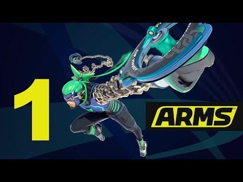 ARMS Preview Part 1: Ein Boxspiel mit Langzeitmotivation?! [1080p/60] [German/Deutsch]