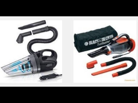 Black Decker Bdh2000pl >> Top 5 Best Car Vacuum Cleaner 2020 - YouTube