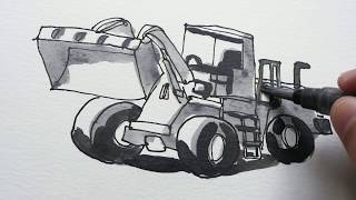 Review: Derwent Graphitone (Watersoluble Graphite Pencils)