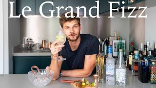 HOW TO MAKE A LE GRAND FIZZ | #TFIFRIDAY