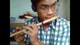 """fluter: Nguyễn Tân Chiến """"""""Thương về Miền Trung"""" (sáo trúc C)"""