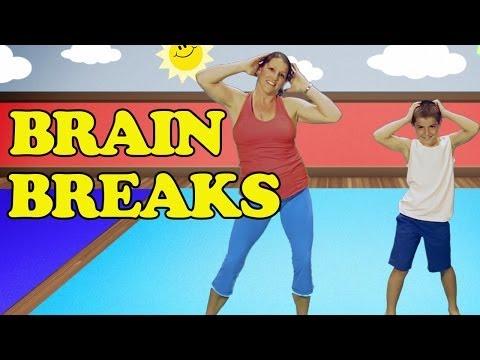 Yoga for Kids - Children's Yoga - Brain Breaks - Kids Songs by The Learning Station