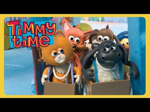 Timmy Time - Тимми-паровозик [Timmy's Train]
