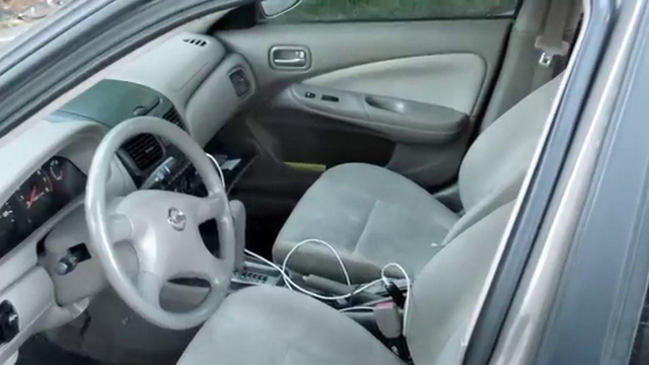 All Types 2004 sentra : Nissan Sentra 2004 - YouTube