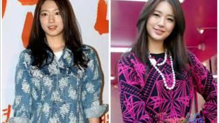 Yoon eun hye vs  Park shin hye 2013